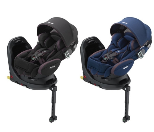 Aprica 愛普力卡 Fladea grow ISOFIX All-around Safety 0-4歲安全汽車座椅示意圖